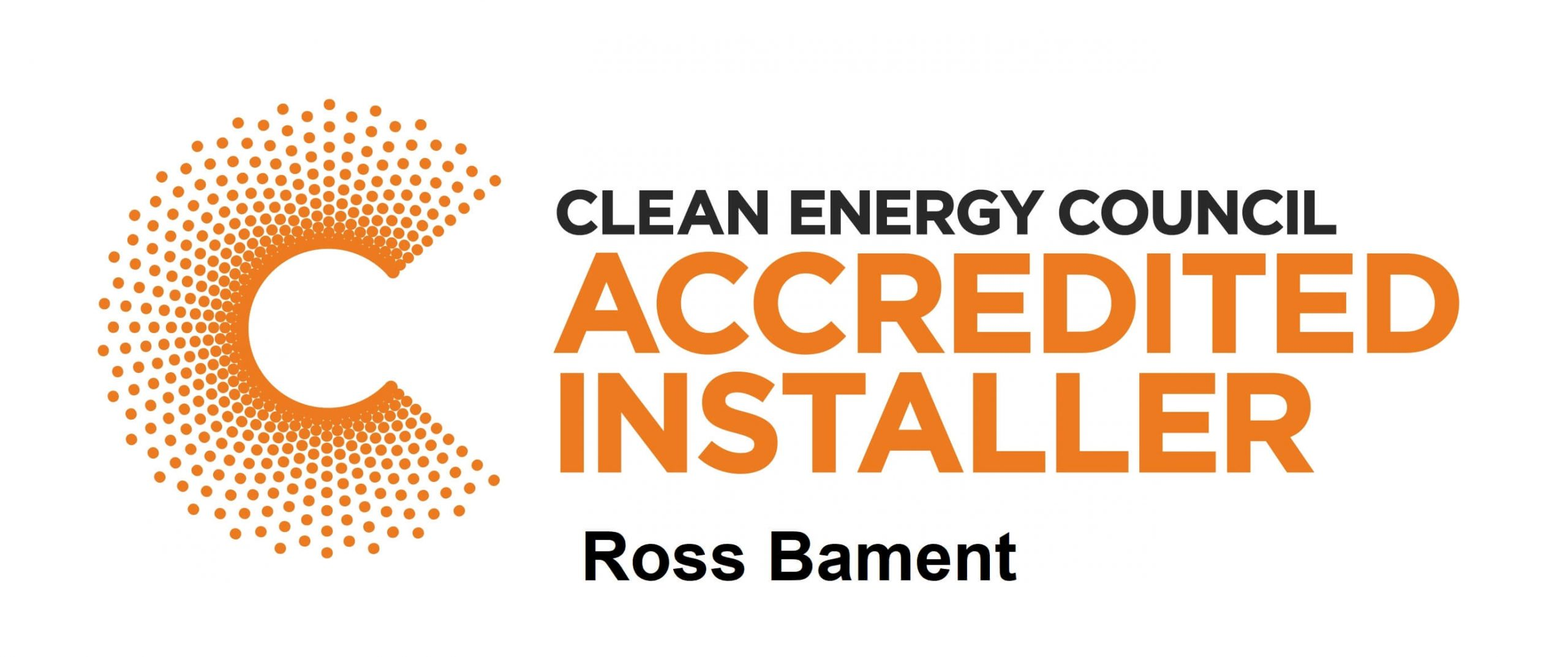Clean Energy Council Solar Accredited Installer logo